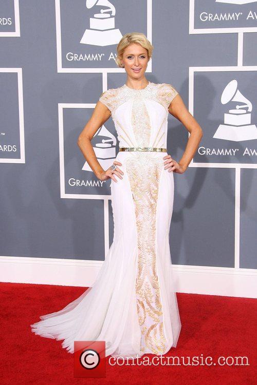 Paris Hilton, Grammy Awards and Grammy 3
