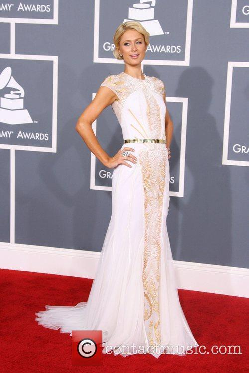 Paris Hilton, Grammy Awards and Grammy 4