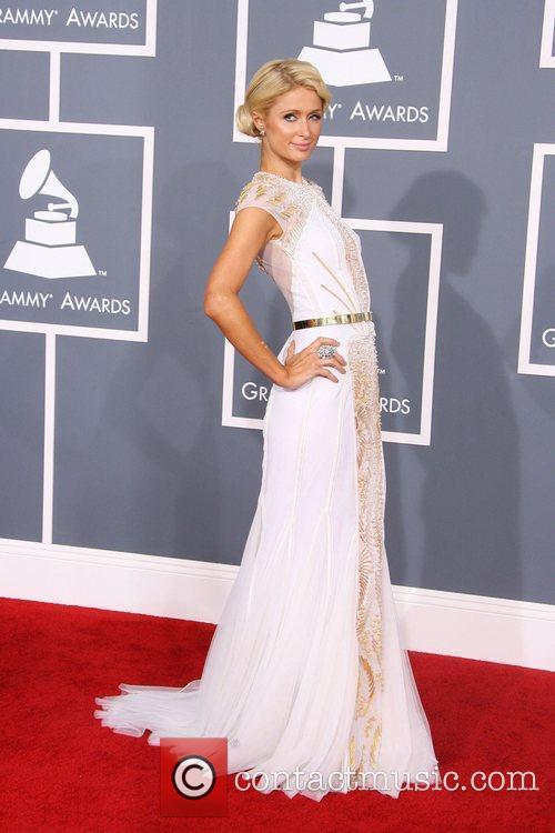 Paris Hilton, Grammy Awards and Grammy 5