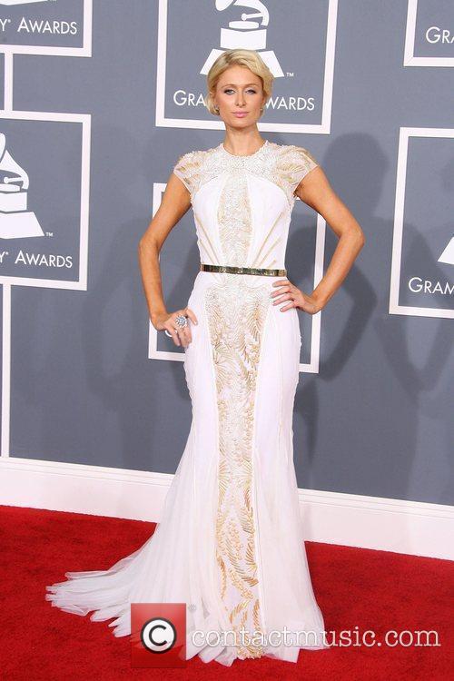 Paris Hilton, Grammy Awards and Grammy 7