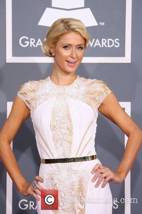 Paris Hilton, Grammy Awards and Grammy 8