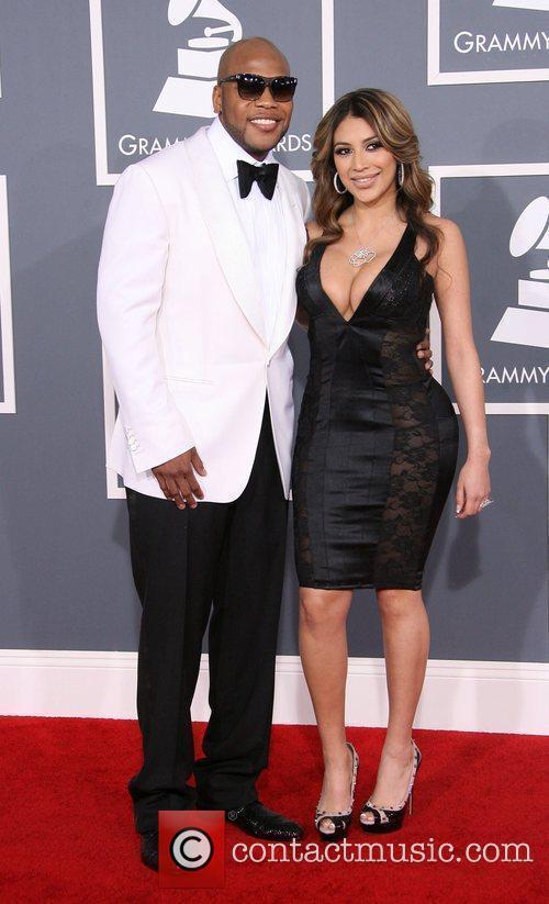 Flo Rida 54th Annual GRAMMY Awards (The Grammys)...