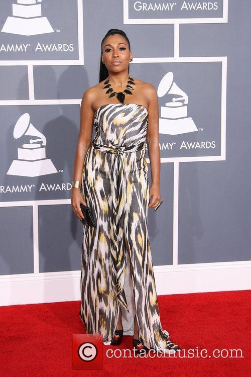 Melanie Fiona, Grammy Awards and Grammy 3