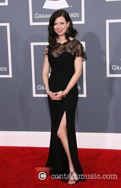 Joy Williams at The Grammy Awards