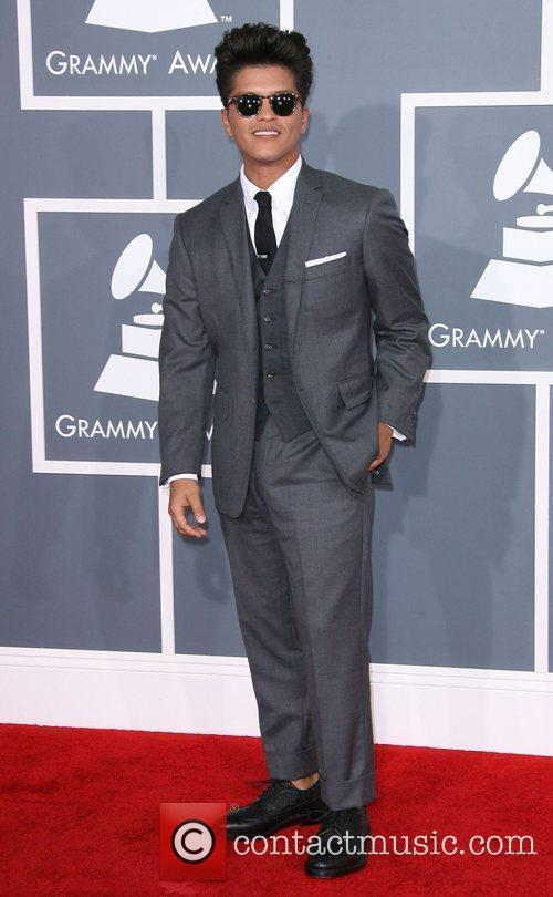 Bruno Mars and Grammy 6