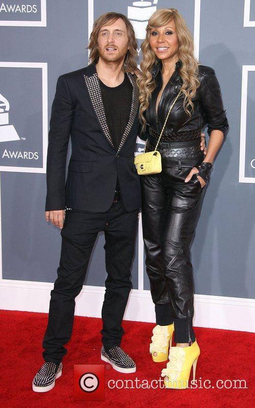 David Guetta and Grammy 3