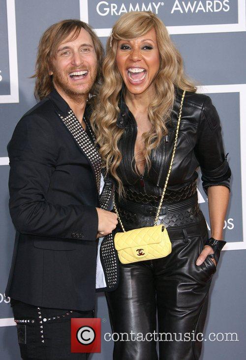 David Guetta and Grammy 4