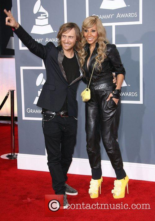 David Guetta and Grammy 5