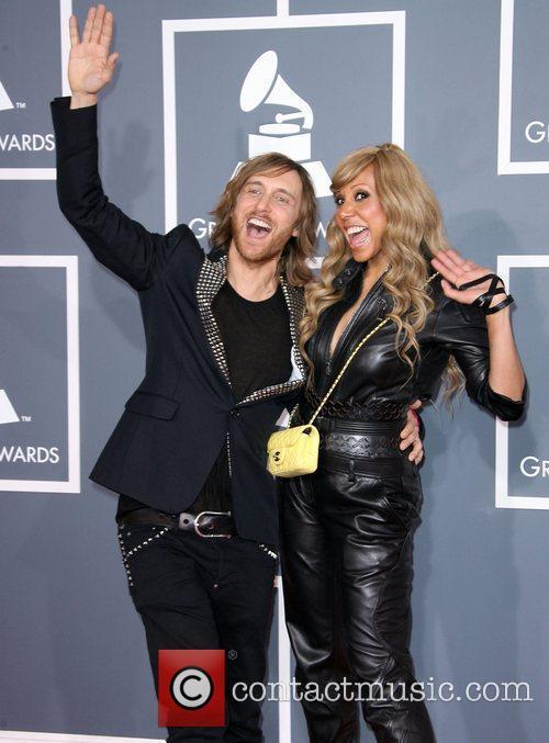 David Guetta and Grammy 6