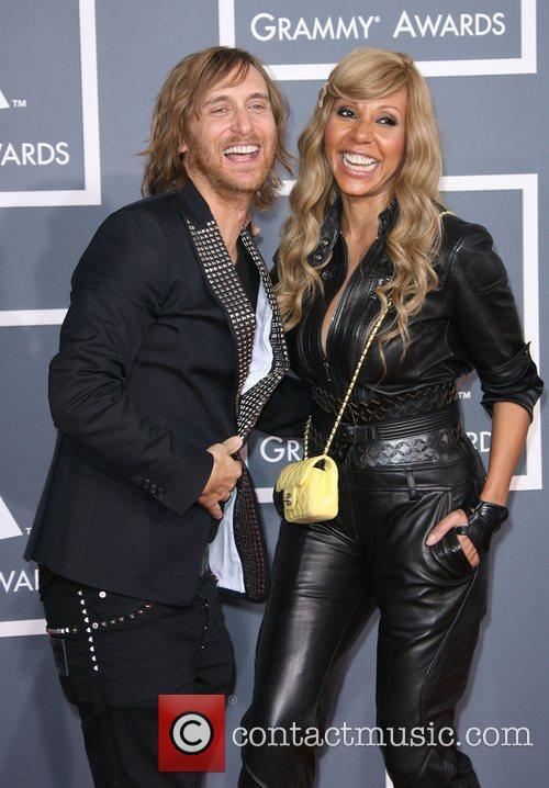 David Guetta and Grammy 7