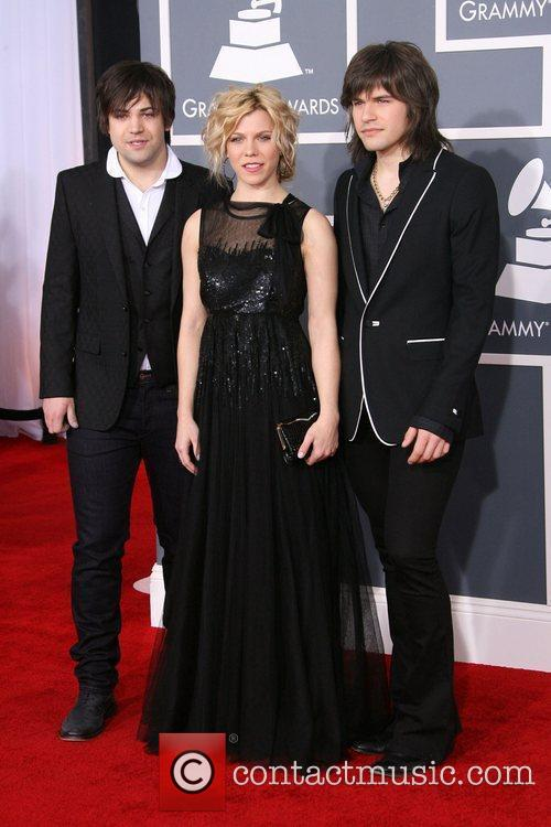 The Band Perry and Grammy 2