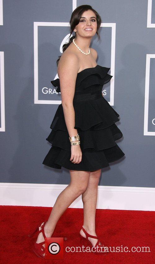 Rebecca Black and Grammy 1