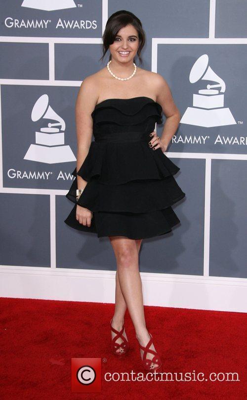 Rebecca Black and Grammy 5