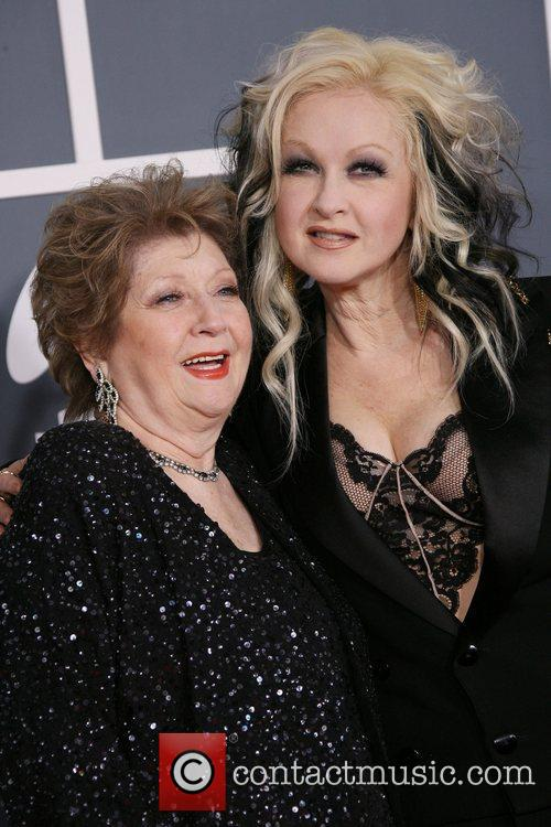 Cyndi Lauper and Grammy 1