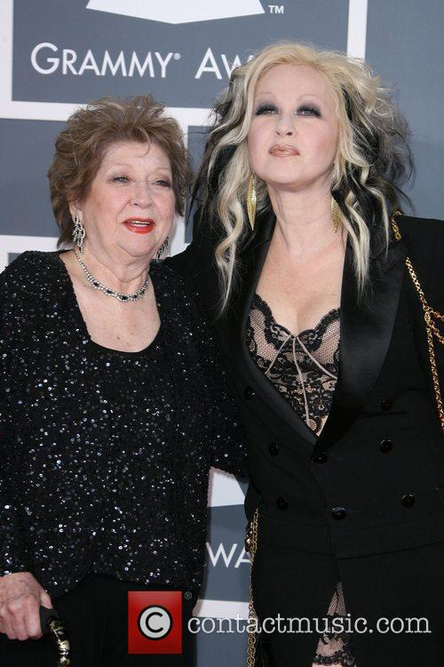 Cyndi Lauper and Grammy 6