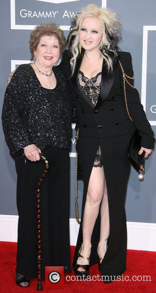 Cyndi Lauper and Grammy 7