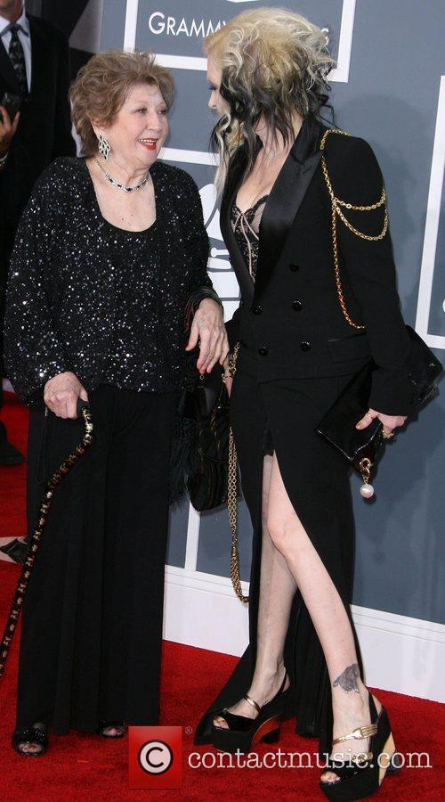 Cyndi Lauper and Grammy 8