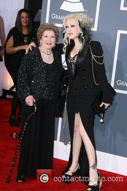 Cyndi Lauper and Grammy 9