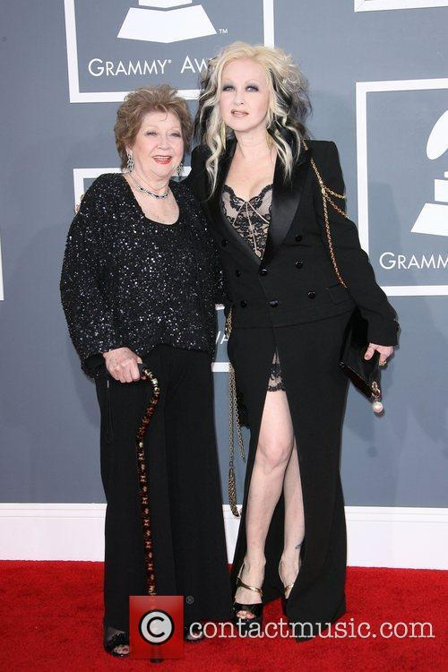 Cyndi Lauper and Grammy 10