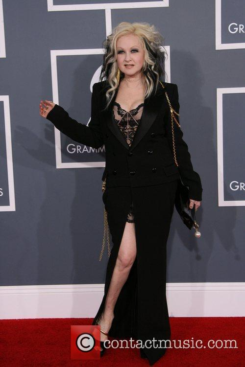 Cyndi Lauper and Grammy 11