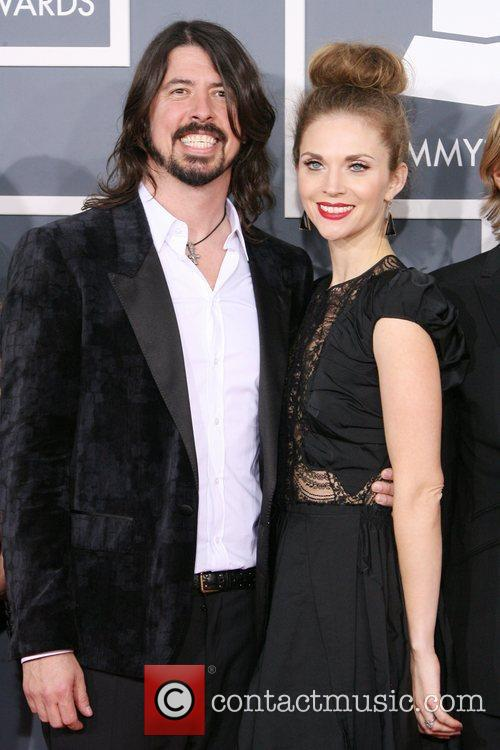 Dave Grohl and Grammy 3