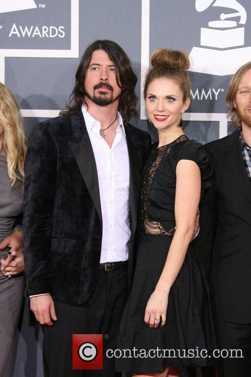 Dave Grohl and Grammy 4