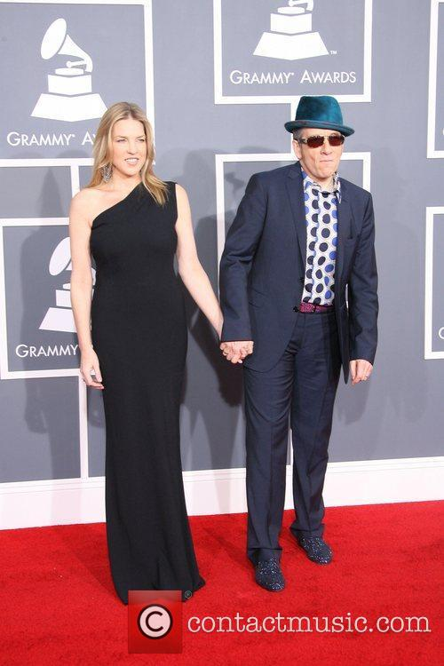 Diana Krall, Elvis Costello and Grammy 1