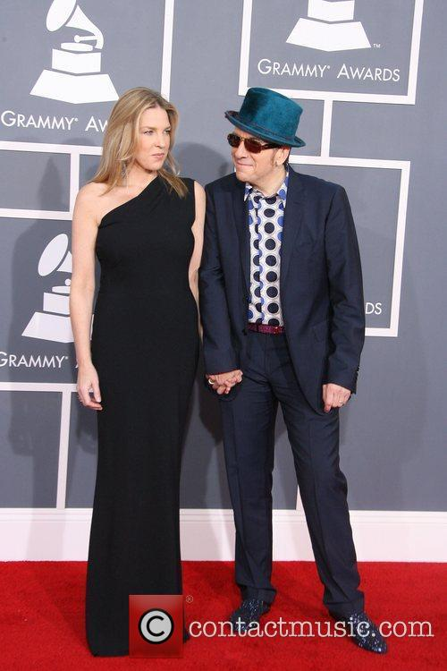 Diana Krall, Elvis Costello and Grammy 3