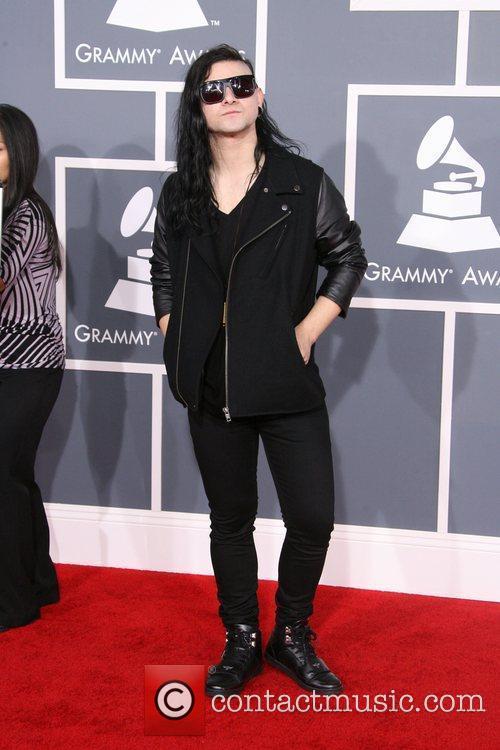 Skrillex and Grammy 3