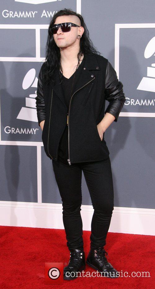 Skrillex and Grammy 4