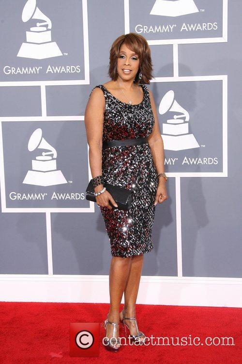 Gayle King and Grammy 3