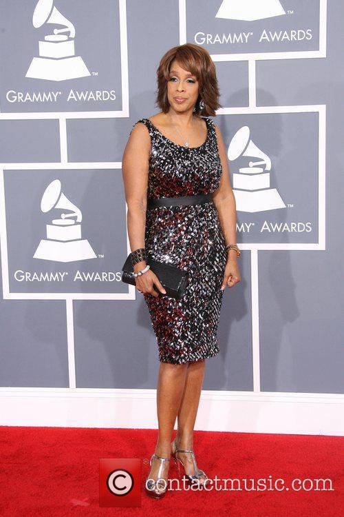 Gayle King and Grammy 5