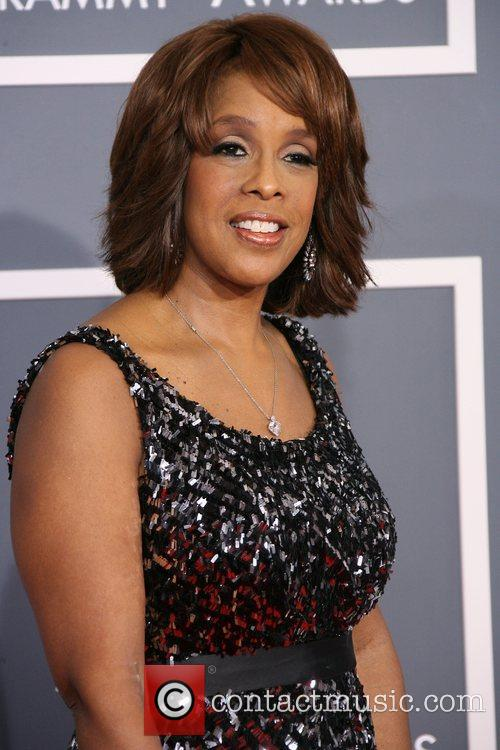 Gayle King and Grammy 6