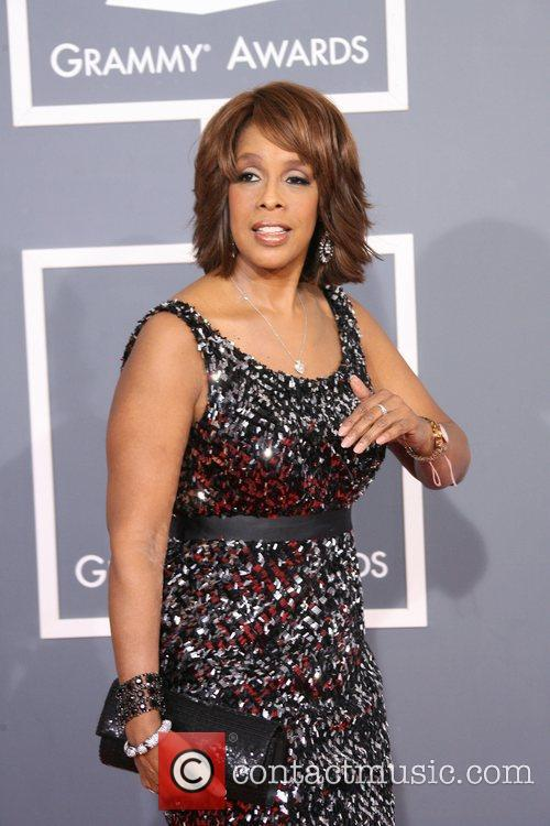 Gayle King and Grammy 1