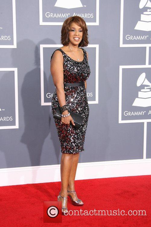 Gayle King and Grammy 7