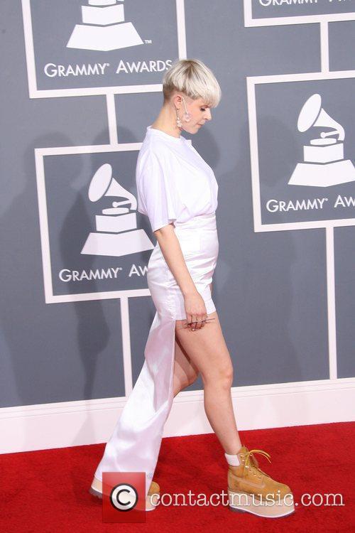 Robyn and Grammy 7
