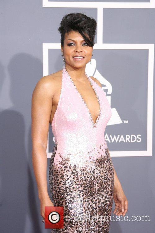 Taraji P Henson and Grammy 6