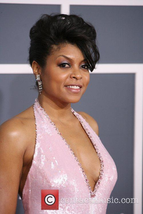 Taraji P Henson and Grammy 7