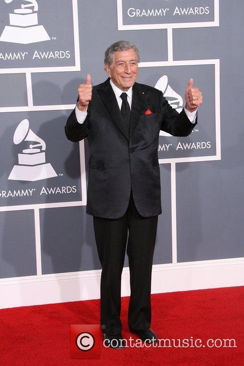 Tony Bennett and Grammy 3