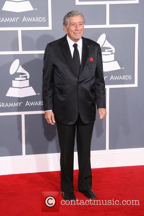 Tony Bennett and Grammy 1