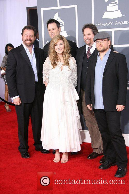 Alison Krauss and Grammy 4