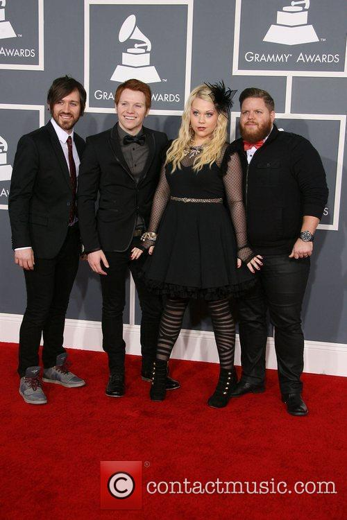 Leeland, Grammy Awards and Grammy