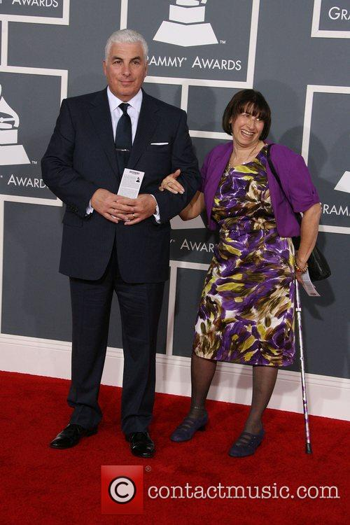 Mitch Winehouse, Grammy Awards and Grammy 4