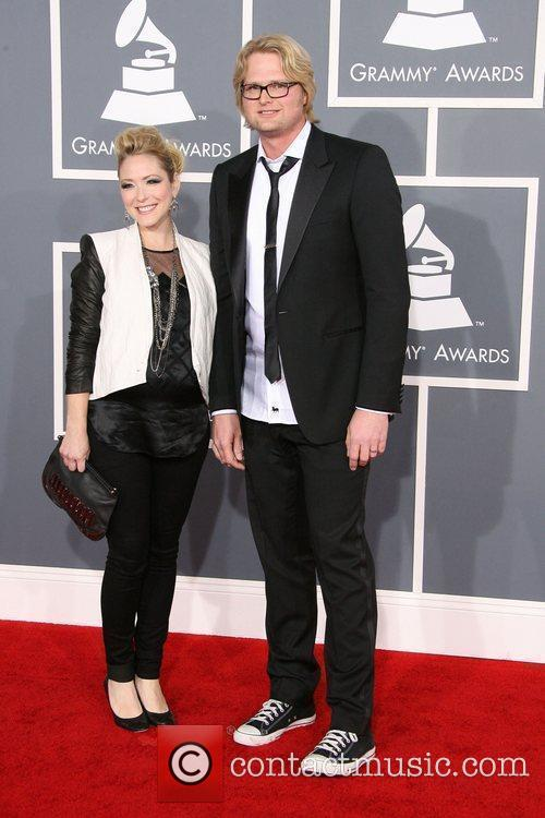 Music producer Adam Anders and Nikki Anders 54th...