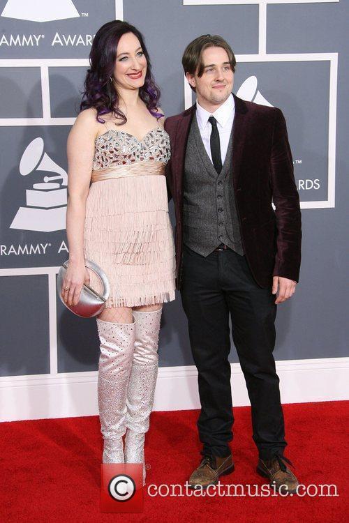 Seth Glier and Rachel Sage 54th Annual GRAMMY...