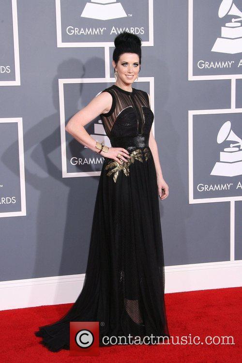 Shawna Thompson 54th Annual GRAMMY Awards (The Grammys)...