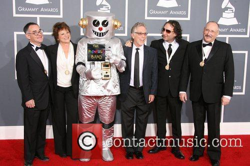 The Papa Hugs Band 54th Annual GRAMMY Awards...