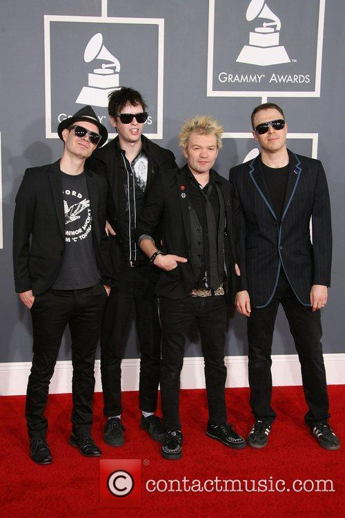 Deryck Whibley and Grammy 2