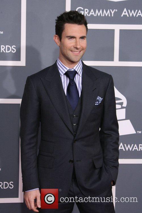 Adam Levine and Grammy Awards 1