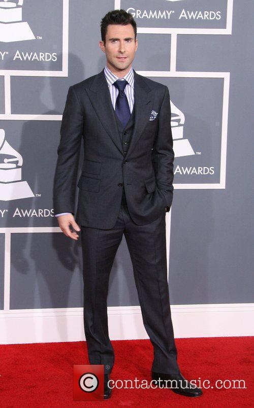Adam Levine and Grammy Awards 2